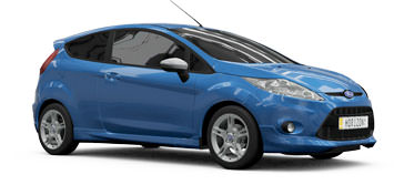 Ford Fiesta MK7 1.0T and 1.6T Zetec S