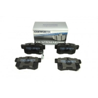 Cosworth CFT3002 - Honda Civic/Integra/S2000 (99-09) 2.0-2.2L - TRACKMASTER REAR BRAKE PADS