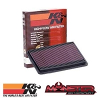 EP91 and GT82 Toyota Starlet Glanza and GT K&N Air Filter 33-2094