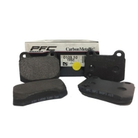 PFC 0109.10 - Honda/Mitsubishi/Subaru (00-on) - Z-RATED REAR BRAKE PAD SET
