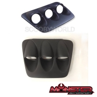 Scoobyworld Subaru Impreza Center Gauge Pod - New Age 2001-2007