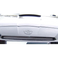 Zunsport ZTY8103 - TOYOTA CELICA GEN 7 (03-06) - TOP GRILLE (Silver Finish)