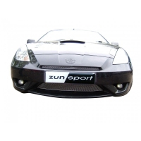 Zunsport ZTY8503 - TOYOTA CELICA GEN 7 (03-06) - FULL GRILLE SET (Silver Finish)