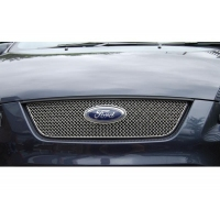 Zunsport ZFR16499 Upper Grille Ford Focus ST in Silver or Black