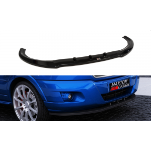 FRONT SPLITTER FORD TRANSIT MK8 by Maxton Design Part Number FO-TR-8-FD1