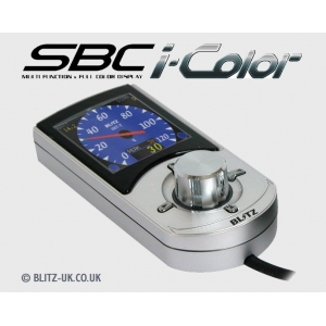 Blitz 15080 - Various Fitments - SBC i-Color - Silver