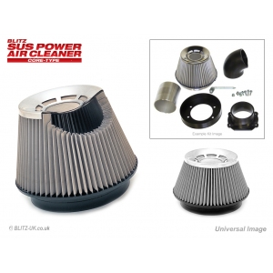Blitz 26027 - Nissan Skyline R32-34 (89-on) - SUS Power Induction - Twin C4 Core