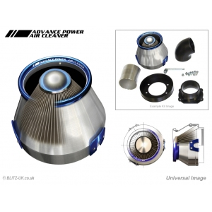 Blitz 42066 - Toyota MR-S ZZW30 (99-on) - Advance Power Induction kit