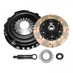 Competition Clutch 15026-2600 - Subaru WRX (2.5L Turbo Push Style) - PERFORMANCE CLUTCH KIT - SCC Stage 3 - Segmented Ceramic (inc. 6.1kgs Flywheel. Upgrade from 230mm to 250mm)