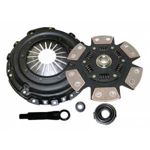 Competition Clutch 16085-2600 - Toyota Supra (2JZGE, 7MGE W58 trans) - PERFORMANCE CLUTCH KIT - SCC Stage 3 - Segmented Ceramic