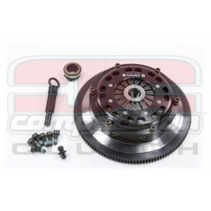 Competition Clutch 4-10037-C - Mazda RX7 1.3L Turbo (FC) Push Type - Twin Disc 184mm Rigid Disc