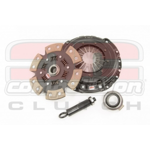 Competition Clutch 6047-1620 - Nissan Skyline RB26 Pull Style - Stage 4 6 Pad Sprung Ceramic