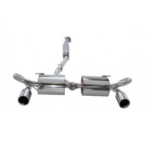 HKS 32018-AT041 - Subaru BRZ / Toyota GT86 (12-on) - HKS Legamax Sports Exhaust Muffler
