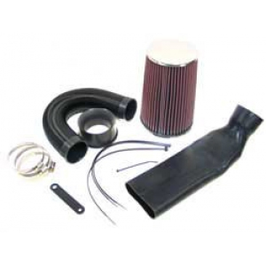 K/&N 69-6000TP Performance Intake Kit for 98-05 Mazda Miata//MX-5 1.8L L4