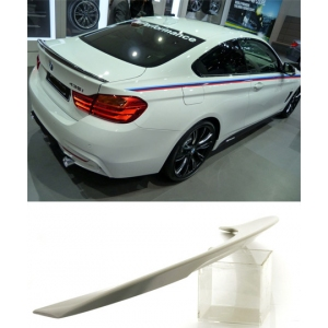M2 MOTORSPORT TK002-F3213PF - BMW F32 (13-on) - Boot Lid Spoiler M2 STYLE