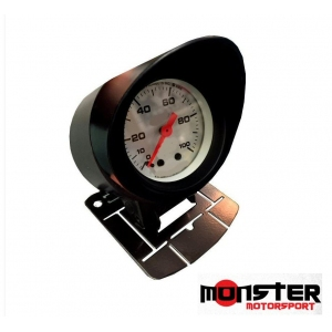 Monster Motorsport Gauge Holder with Stand & Visor