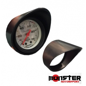Monster Motorsport Gauge Pod Visor