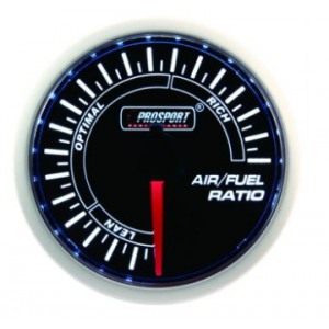 Prosport 52mm (Air Code) Air/Fuel Ratio Gauge