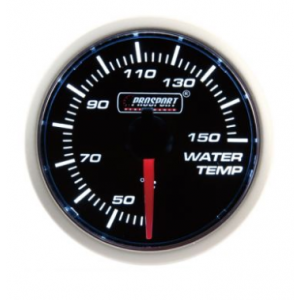 Prosport 52mm (Air Code) Water Temperature Gauge