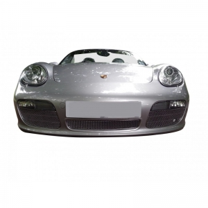 Zunsport ZPR21405 - Front Grille Set for PORSCHE BOXSTER 987.1 Manual