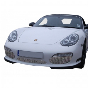 Zunsport ZPR41509 - Front Grille Set for PORSCHE BOXSTER 987.2 Tiptronic
