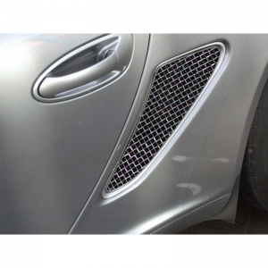 Zunsport ZPR46205(1) - Side Vent Grille Set for PORSCHE BOXSTER 987.1