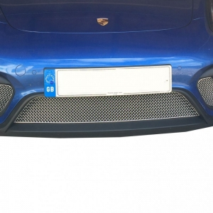 Zunsport ZPR56414 - Centre Grille for PORSCHE CAYMAN/BOXSTER 981 GTS