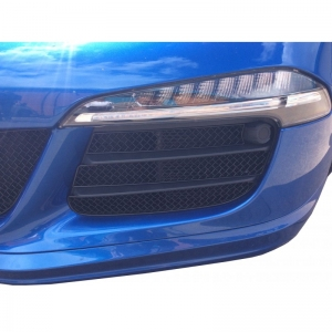 Zunsport ZPR60415 - Full Grille Set w/ Parking Sensors - PORSCHE 991.1 GTS