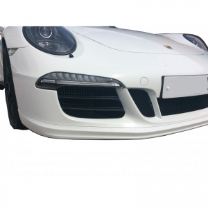Zunsport ZPR62715 - Full Grille Set w/o Parking Sensors - PORSCHE 991.1 GTS