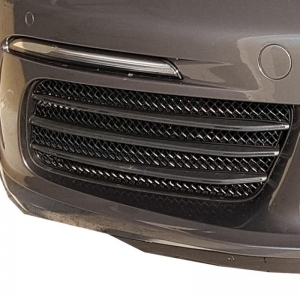 Zunsport ZPR63716 - Outer Grille Set for PORSCHE CAYMAN/BOXSTER 718 S