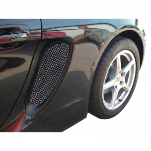 Zunsport ZPR64316 - Side Vent Grille Set for PORSCHE CAYMAN/BOXSTER 718 S