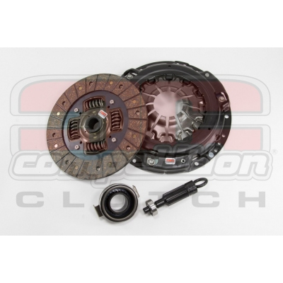 Competition Clutch 6047-2100 - Nissan Skyline RB26 Pull Style - Stage 2 Sprung Steelback Brass Plus