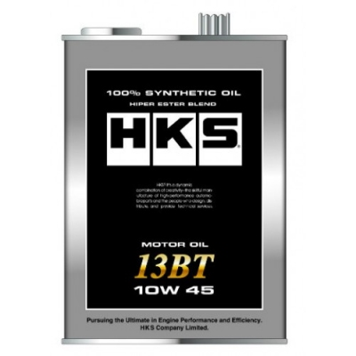 HKS 52001-AK056 - Mazda RX7 13B/RE13B (89-95) 1.3L RWD - SUPER OIL 13BT 10W-45 4L