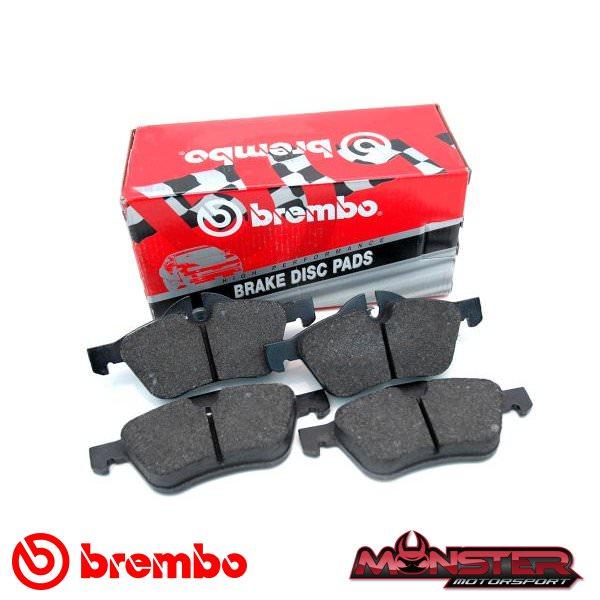Brembo Brake Pads >> Brembo Sport Brake Pads Mitsubishi Evo 10 X 2008 Front