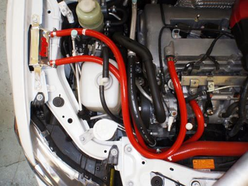 Forge Motorsport FMCT1EV10 - Mitsubishi Lancer Evolution Evo X (07-on) -  Oil Catch Tank for EVO 10 Intake Manifold System