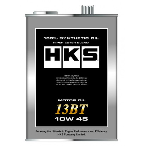 HKS 52001-AK056 - Mazda RX7 13B/RE13B (89-95) 1.3L RWD - SUPER OIL 13BT 10W-45 4L_1
