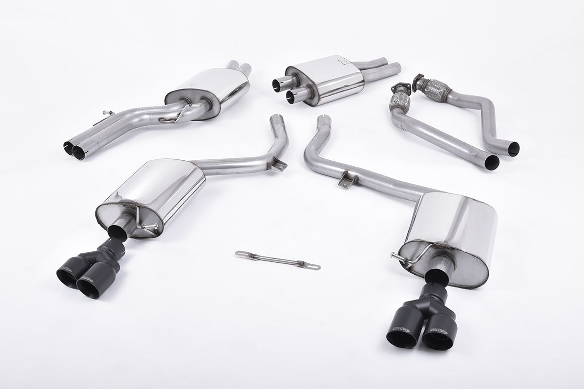 Milltek Sport Resonated Cat-Back Exhaust System for Audi S5 3.0 TFSI Coupé & Cabriolet (S tronic)_3