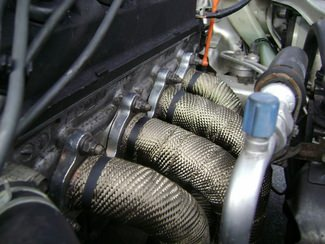 Wrap for Exhaust - Mishimoto MMTW-235 - All Fitments - Exhaust Heat Wrap Set_3