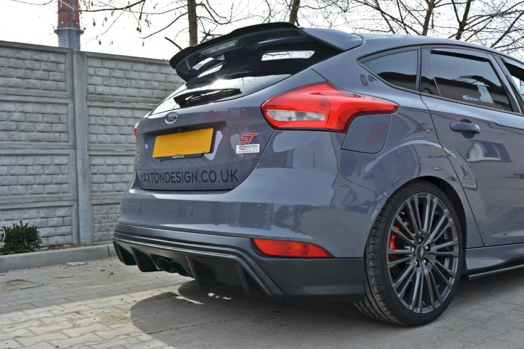 Rear Valance Focus St Mk3 Facelift Rs Look
