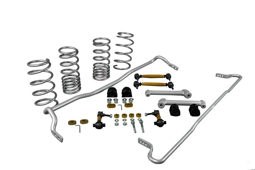 Whiteline GS1-SUB006 - Subaru BRZ ZC6 / Toyota GT86 ZN6 (12-on) - Sway Bar / Coil Spring Vehicle Kit_1