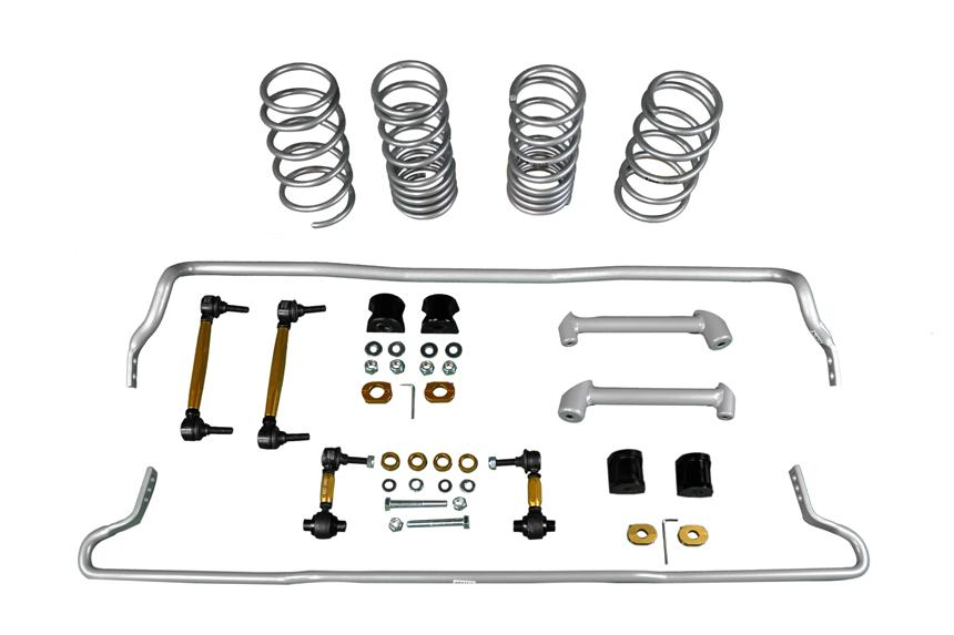 Whiteline GS1-SUB006 - Subaru BRZ ZC6 / Toyota GT86 ZN6 (12-on) - Sway Bar / Coil Spring Vehicle Kit_2