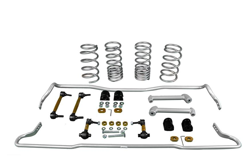 Whiteline GS1-SUB006 - Subaru BRZ ZC6 / Toyota GT86 ZN6 (12-on) - Sway Bar / Coil Spring Vehicle Kit_3