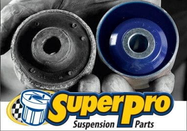 Big Savings on Superpro Suspension parts