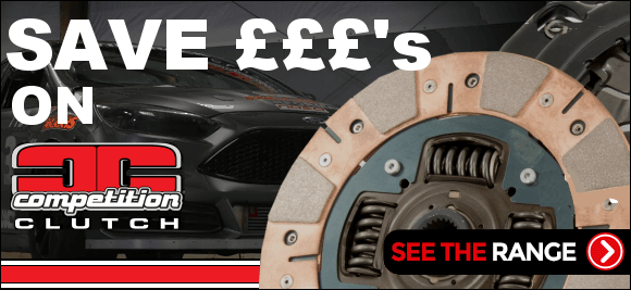 Competition Clutch for Ford Focus RS, ST, Mazda MX5 and more