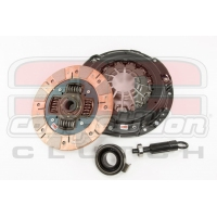 Competition Clutch 8090-ST-2600 - Honda Civic K Series 6sp. - Stage 3 Sprung Segmented Ceramic Clutch Kit with Flywheel