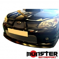 Hawkeye RB320 Style Front Lip Spoiler - Polyurethane Plastic