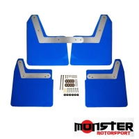 Scoobyworld Blue Mudflaps - Impreza New Age 2001-2007