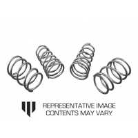 Whiteline WSK-SUB007 F & R Coil Springs - Lowered - Subaru Impreza WRX STI VA SEDAN (14-ON)