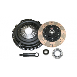 Competition Clutch 8017-2600 - Honda Integra, CRX, Civic (Small Spine Cable B Series Eng.) - PERFORMANCE CLUTCH KIT - SCC Stage 3 - Segmented Ceramic