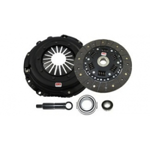 Competition Clutch 8027-2100 - Honda Civic, Integra (B-Series Cable Eng.) - PERFORMANCE CLUTCH KIT - SCC Stage 2 - Steelback Brass Plus